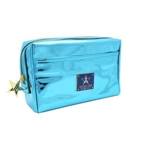 BNIP Jeffree Star Light Blue Makeup Case